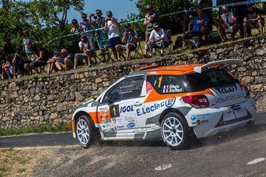 Rallye france