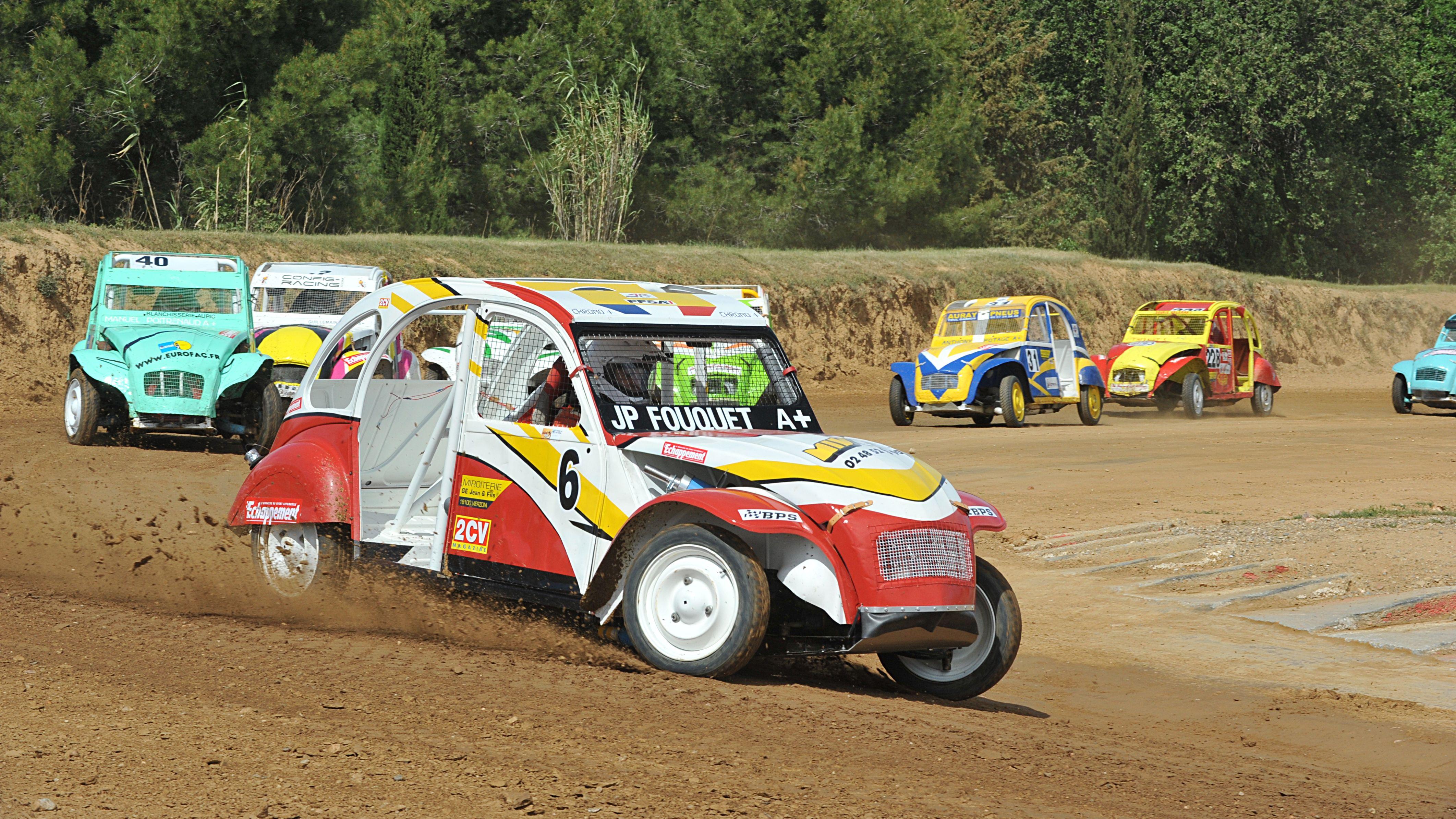 Rallye 2cv